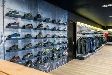 Woodfield Workwear Uden schoenen