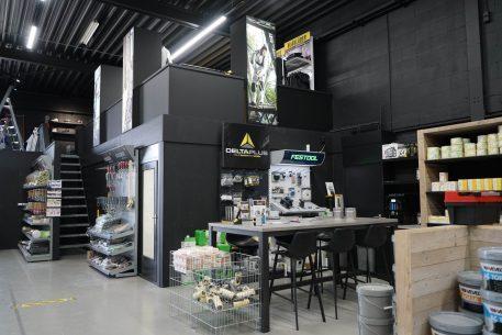 Woodfield Workwear Eindhoven Tafel